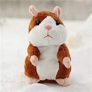 f72e224df62b Promotion 15cm Lovely Talking Hamster Speak Talk Sound Record Repeat Stuffed  Plush Animal Kawaii Hamster Toys