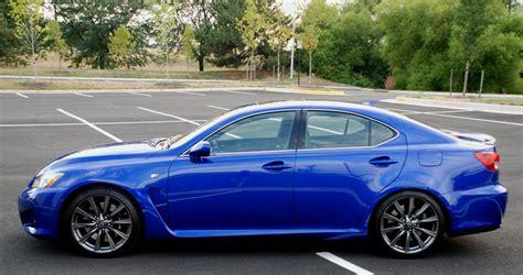 Stock 2008 Lexus Is-f 1/4 Mile Drag Racing Timeslip Specs