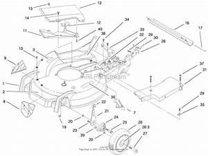 Toro S 620 Parts Diagram