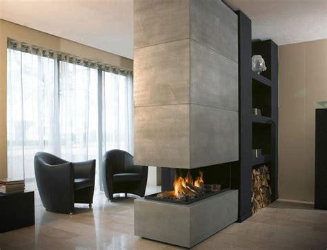 Schornstein Fliesen Kamine Aus Beton Ein Attraktives Aussehen Und Stil
