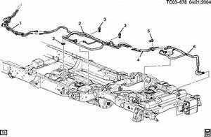 Gmc Yukon Hose  Fuel Line  Hose  Fuel Feed  U0026 Evap Emis
