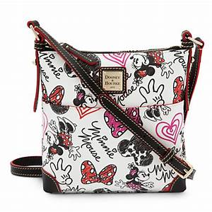 your wdw store disney dooney bourke minnie hearts With dooney and bourke disney letter carrier
