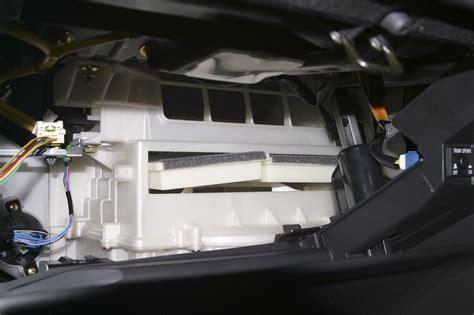 diy aldehyde cabin air filter installation rx8club