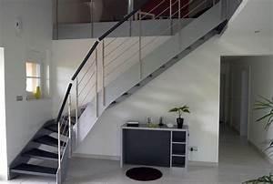 Escalier Quart Tournant Pas Cher : escaliers loft 26 fabricant d 39 escaliers de la gamme loft ~ Premium-room.com Idées de Décoration
