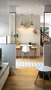 idee deco chambre lambris blanc ralisscom With comment decorer son appartement