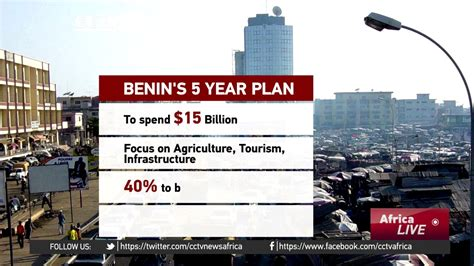 Benin Government To Spend b Over 5 Years To Boost