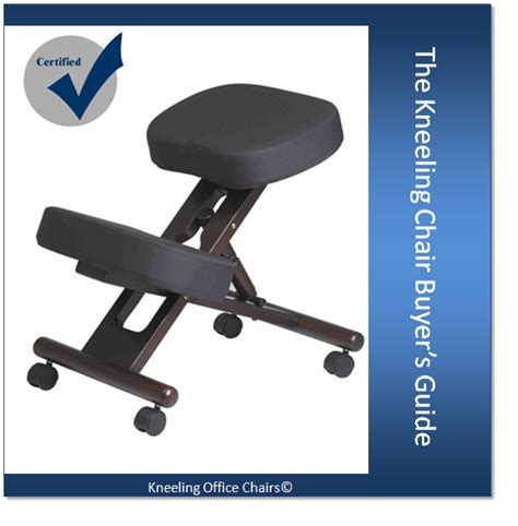 whats the best knee chair read our top 5 reviews report