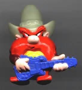 Yosemite Sam Playing Guitar