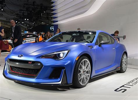 2019 Subaru Brz Sti Performance And Specs  2018 2019