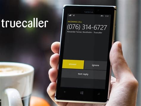 microsoft partners truecaller to bring live caller id to windows phone technology news