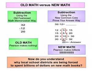Common Core Math Examples