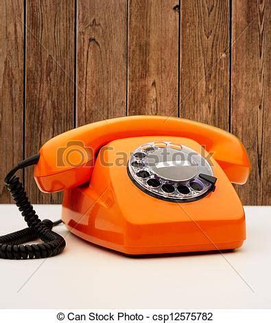 Telefono Interno Arancia Vendemmia Telefono Interno
