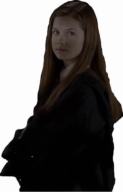 Weasley Ginny Hogwarts Transparent Pngio