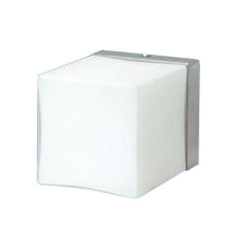 lighting australia cube glass wall light tech lights