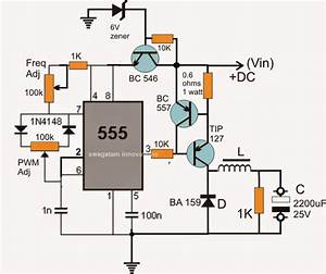 How To Design A Solar Inverter Circuit
