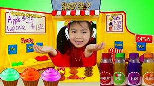 Toys Toys Toys : jannie pretend play baking with snack shop toy set youtube ~ Orissabook.com Haus und Dekorationen