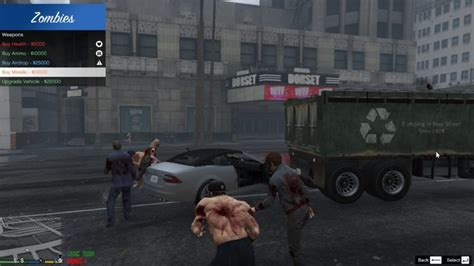 gta mod zombies mods gta5 game gta7 stripper cheats theft grand auto beta pcgamesn gtav gamesmods 2a