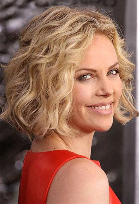 Curl Bob Hairstyle by 18 Best Curly Bob Hairstyles To Inspire You