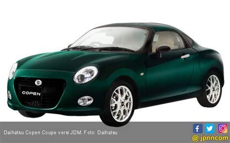 Modifikasi Daihatsu Copen by Transformasi Daihatsu Copen Coupe Sebagai Sedan Sport