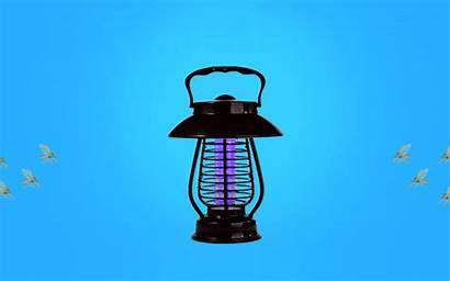 Solar Killer Lamp Insect Garden Yard Mosquito
