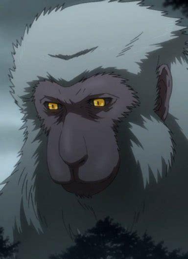 monkey spirit anime planet