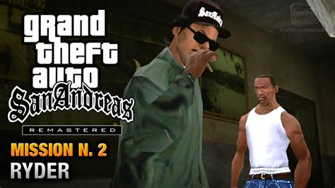 Gta San Andreas Remastered