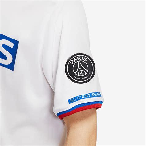 Mens Clothing - Jordan x PSG Poly Replica Top - White - T ...
