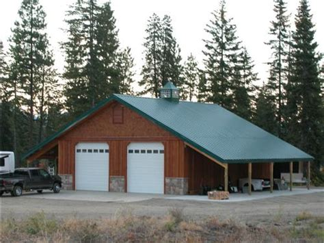 40x60 pole barn pole barn ideas what would you do general discussion