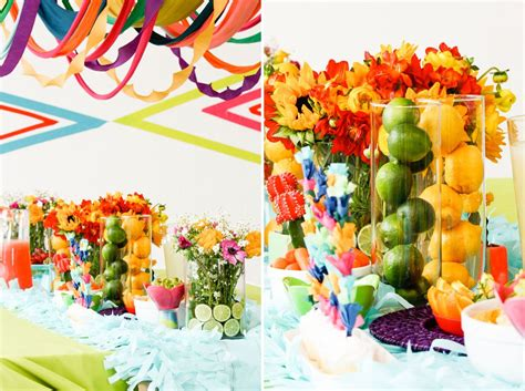 How To Throw The Most Colorful Fiesta Themed Fête Ever
