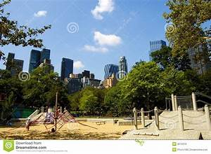 Inner city playground stock photo. Image of playground ...