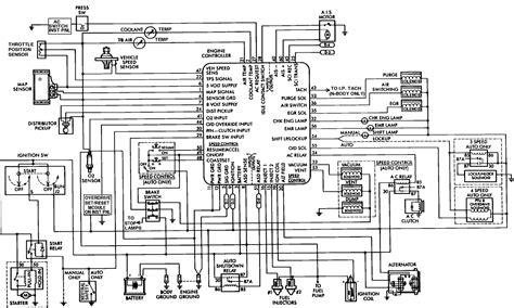 99 Dodge Ram 1500 5 2 Ecu Wiring Diagram by 1991 Dodge Dakota Will Not Start No Spark Or Fuel
