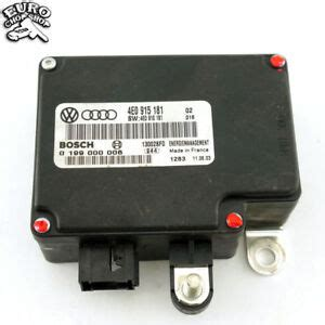 2006 Audi A8 Fuse Box by Battery Trunk Power Fuse Box Junction Audi A8 S8 D3 2004