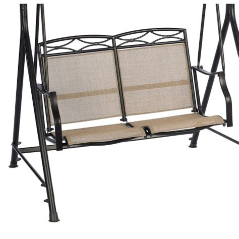 replacement canopy for living accents 2 person swing