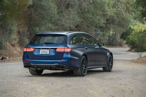 Then browse inventory or schedule a test drive. 2021 Mercedes-AMG E63 S Wagon first drive review: Save the unicorns!