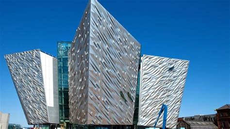 Titanic Tourist Attraction To Open In Belfast  Bbc News