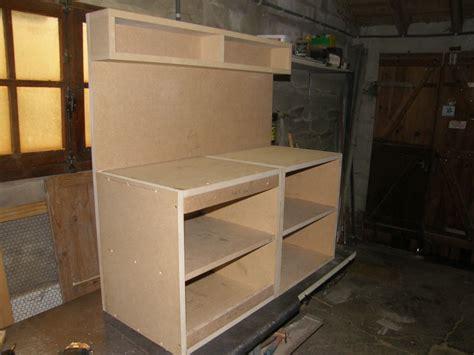 meuble de cuisine a faire soi meme fabriquer meuble haut cuisine my