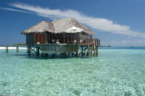 The World's Most Opulent Overwater Bungalow Getaways