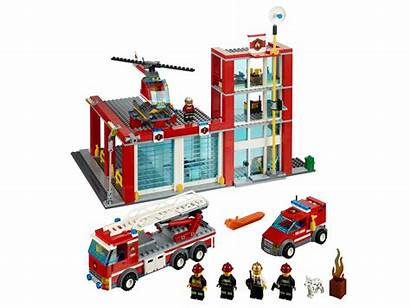 Lego Fire Station Sets Building Canada