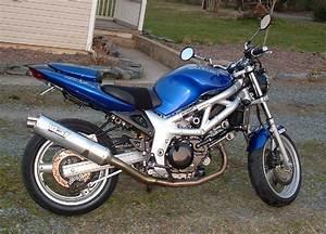 2001 Suzuki Sv Sv650 Naked  1  4 Mile Drag Racing Timeslip