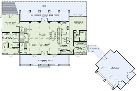 great room house plans rustic ridge collection house plan 1451 chesapeake grove