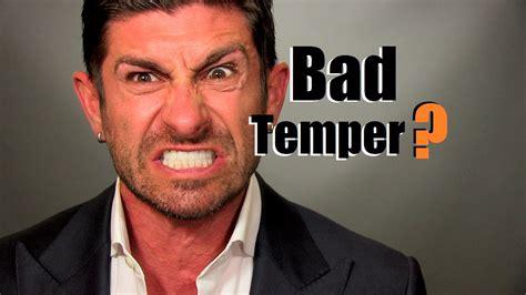 handle  bad temper  tips  control  anger