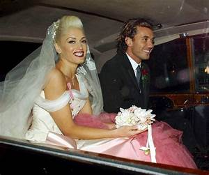 gwen stefani and blake shelton wedding flare With gwen stefani wedding dress