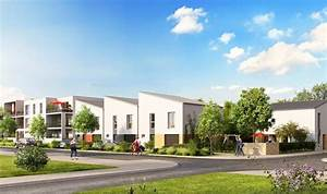 Constructeur Maison Metz : programme natura appartement neuf metz 57 ~ Melissatoandfro.com Idées de Décoration