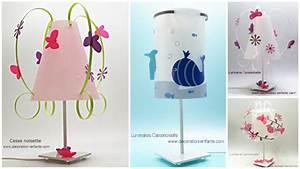 Lampe Chambre Garçon : lampe enfant luminaire enfant lampe casse noisette ~ Teatrodelosmanantiales.com Idées de Décoration