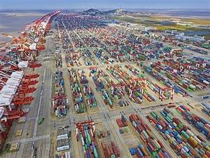 World's Largest Port Breaks Container Record - Port ...