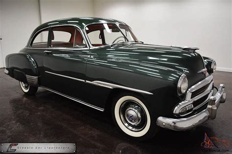 1951 Chevrolet Deluxe Clean Car Great Cruiser