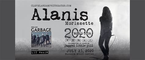 Alanis Morissette Tickets | 8th September | Blossom Music ...