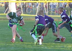 Volunteer Signup Form Flag Football Gets Boost From Buffalo Wild Wings Boys
