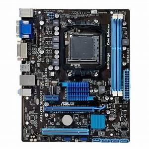 Asus M5a78l Usb3  Amd 760g  Am3   Micro Atx  2 Ddr3