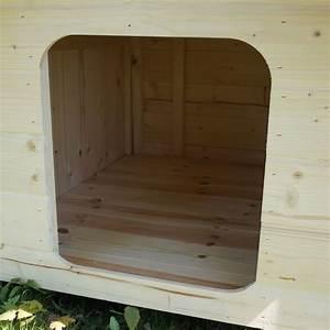 Niche Petit Chien : niche pour petit chien bois plantes et jardins ~ Melissatoandfro.com Idées de Décoration
